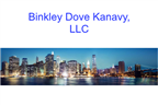 Binkley Dove Kanavy, LLC